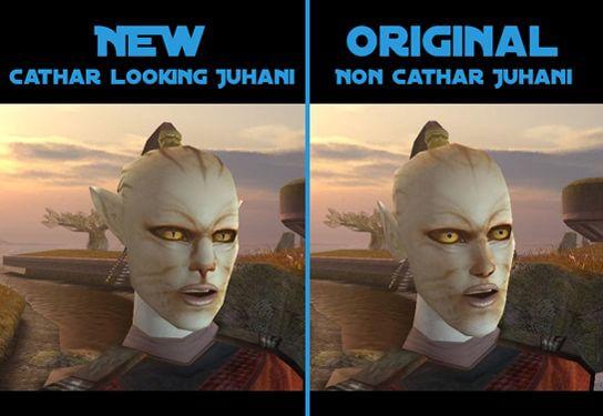 Juhani Real Cathar Head