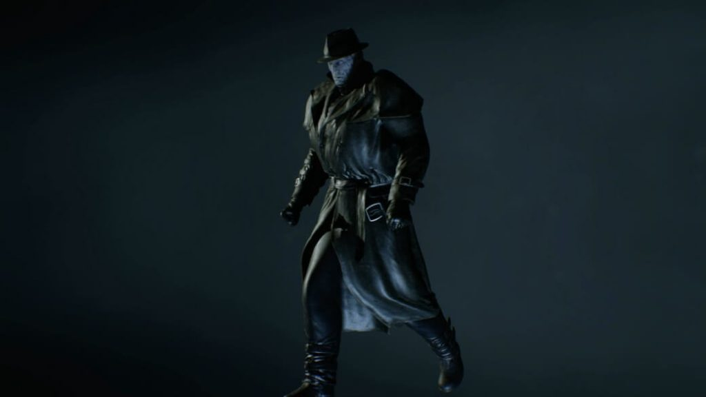 Встреча лицом к лицу и Мистером Икс из Resident Evil 2