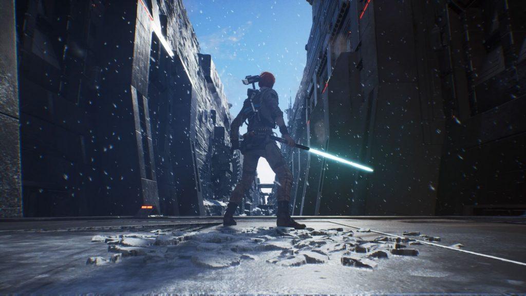 Световой меч своими руками в Star Wars Jedi: Fallen Order