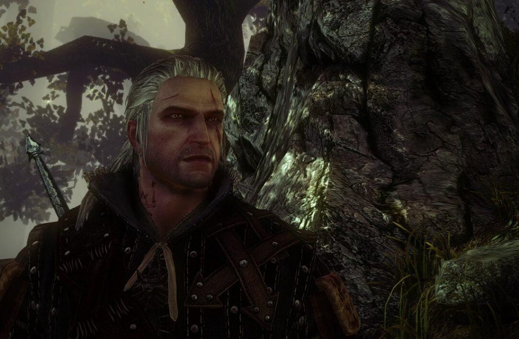 Внешность Ведьмака из Witcher 3