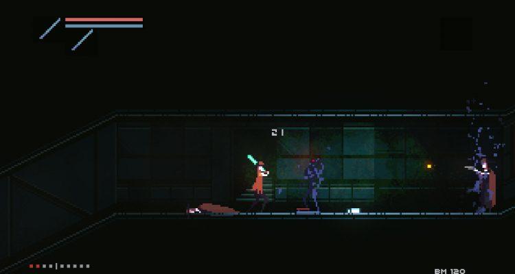 Biomass – 2D Soulslike-игра в научно-фантастическом сеттинге