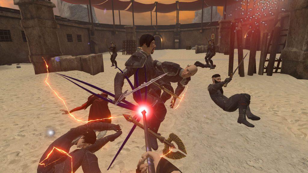 Мод добавляет около 90 видоворужия в Blade and Sorcery