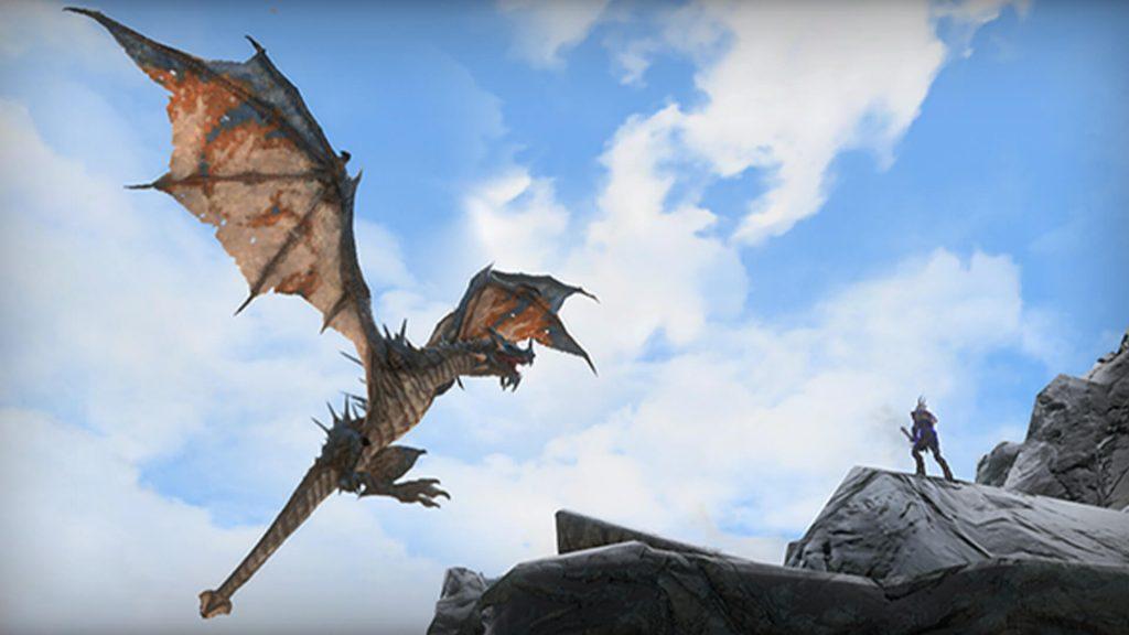 Драконы и другие неприятели - Skyrim