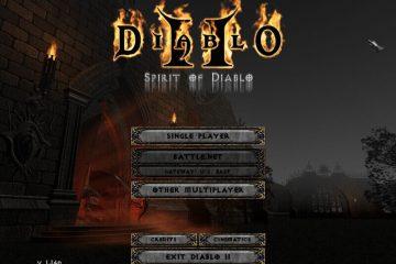 Spirit of Diablo – мод для Diablo 2, который заставит вас почувствовать атмосферу первой игры