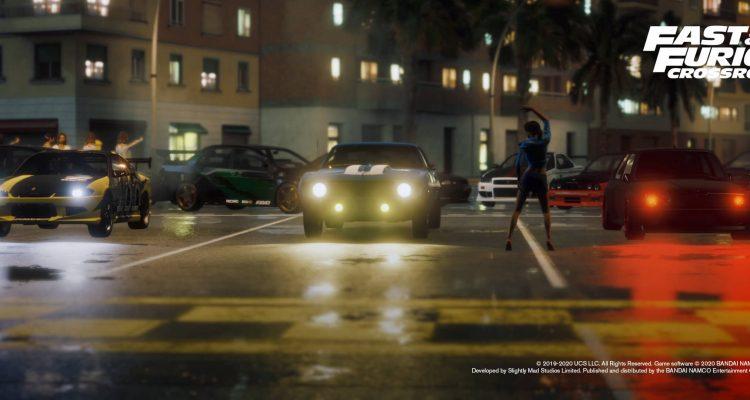 Для Fast & Furious Crossroads выпущены четыре новых скриншота