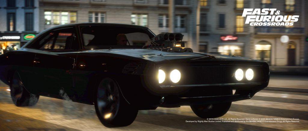 Выпущены четыре новых скриншота Fast & Furious Crossroads