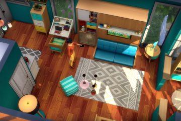 """Для The Sims 4 вышло дополнение """"Компактная жизнь"""""""