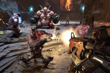 Doom Eternal - сражение с армией ада в новом трейлере