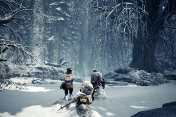 Дополнение Iceborne для Monster Hunter удаляет сохранения игры