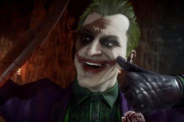 Джокер хорошо проводит время в новом трейлере Mortal Kombat 11