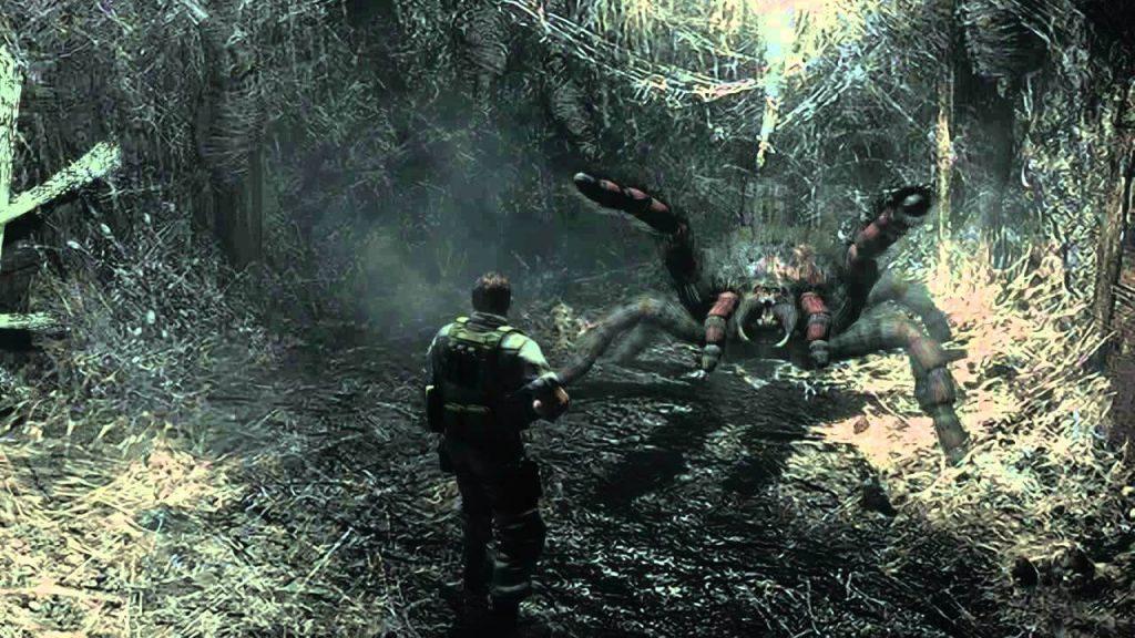 Чёрный Тигр – Resident Evil HD Remaster