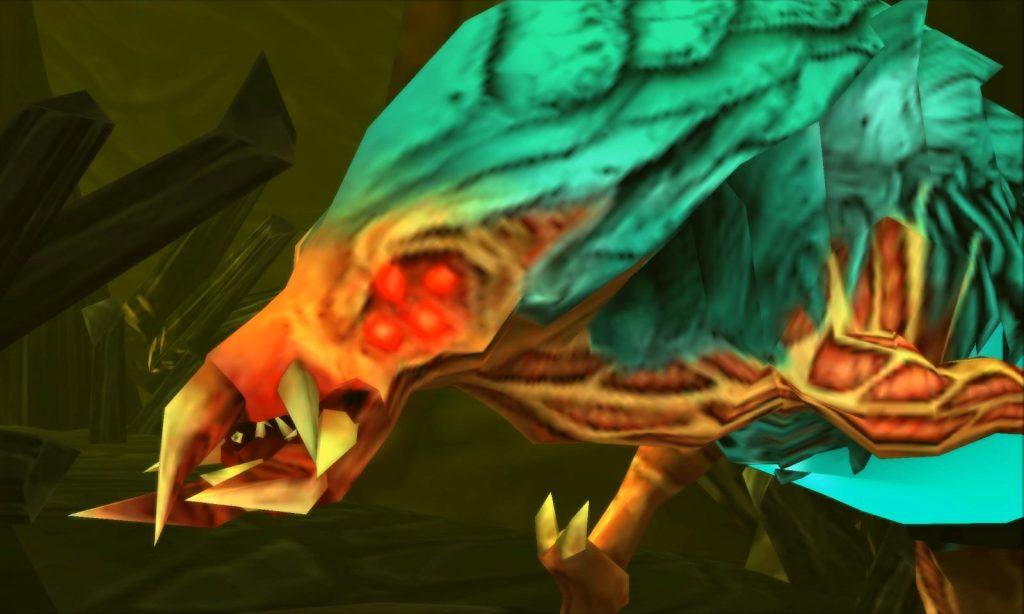Зета Метроид – Metroid: Samus Returns
