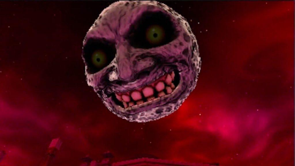 Луна – The Legend of Zelda: Majora's Mask 3D