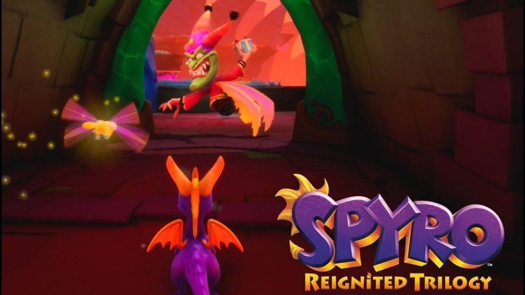 Жак – Spyro Reignited Trilogy