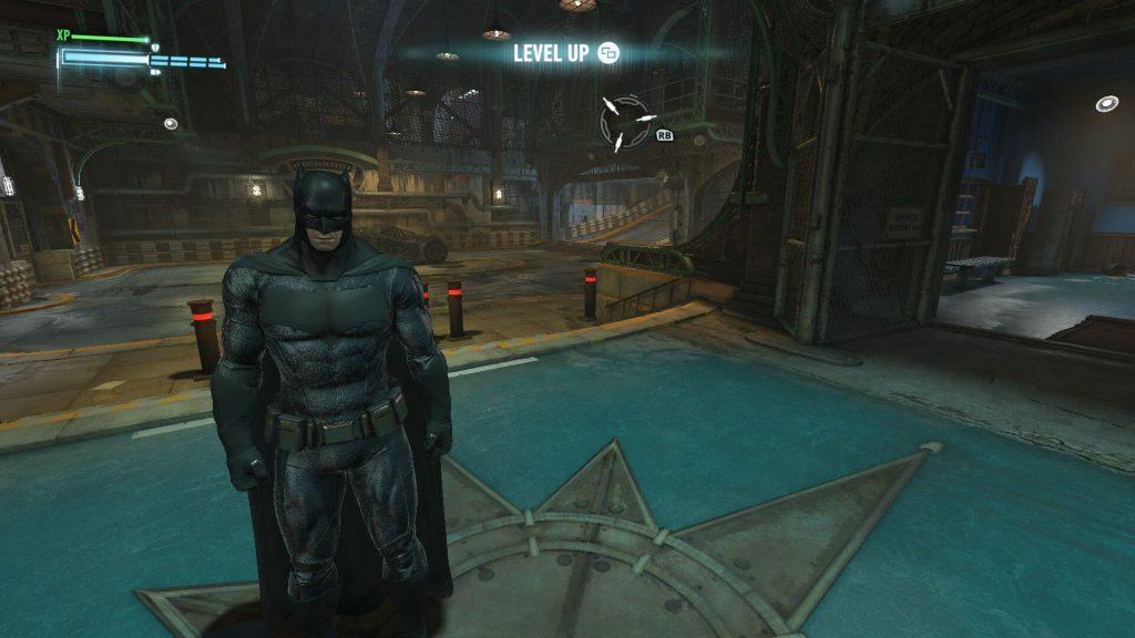 Новые моды для Batman: Arkham Knight позволят выбирать угол обзора и использовать читы