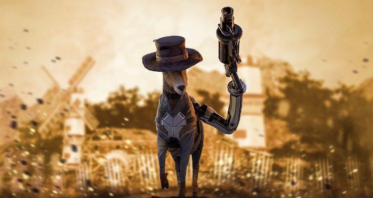 Goat of Duty выходит на ПК