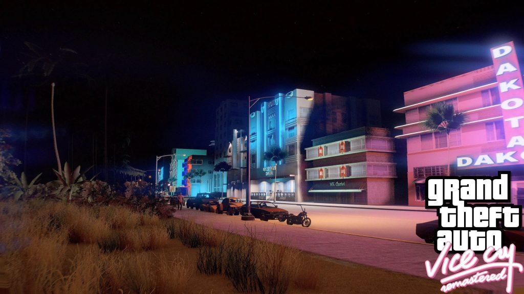 Vice Cry: Remastered – это мод для GTA 5, который должен быть у всех фанатов Vice City
