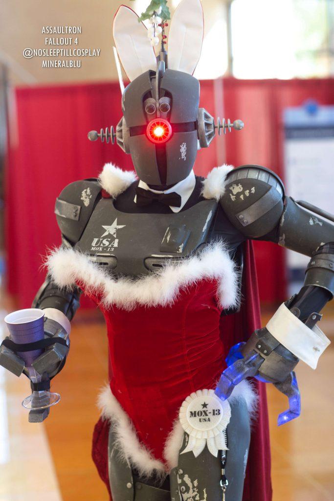 Последний косплей Matsuri 2019 года стал настоящим рождественским подарком