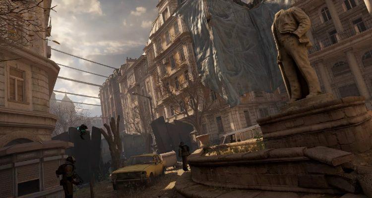 Игры серии Half-Life доступны бесплатно в Steam