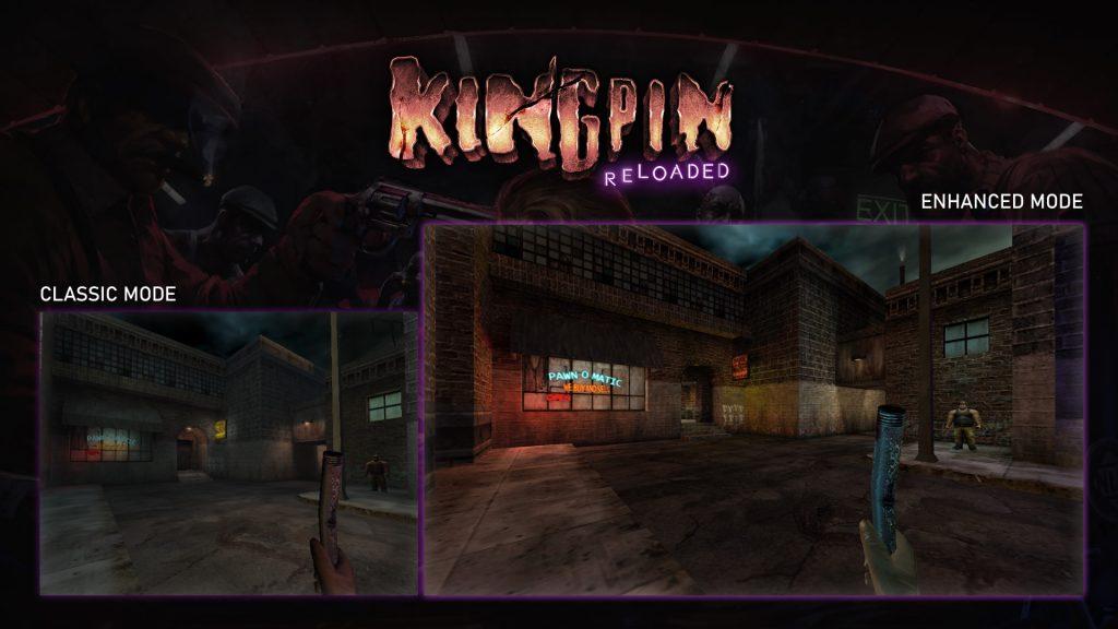 Kingpin Reloaded: добро пожаловать в обновлённую графику и всё в тот же прежний мат-перемат