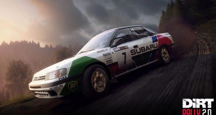Колин МакРей появится в DiRT Rally 2.0 благодаря DLC Flat Out Pack