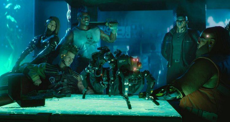 Команде CDPR помогают ещё три польских студии с разработкой Cyberpunk 2077