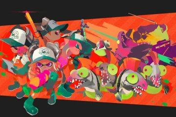 Крик о помощи в новогодней открытке Nintendo намекает на Splatoon 3?
