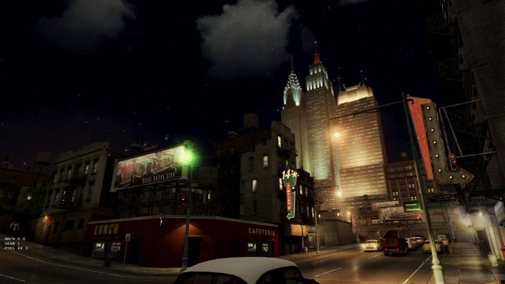 Mafia 2 получила мод улучшающий графику