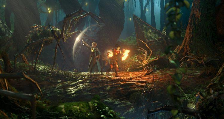 Magic: Legends - представлен первый геймплей
