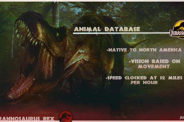 Модель T-Rex из мода Jurassic Life для Half-Life 2
