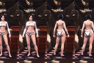 Новый nude-мод для Monster Hunter World обзавелся физикой груди