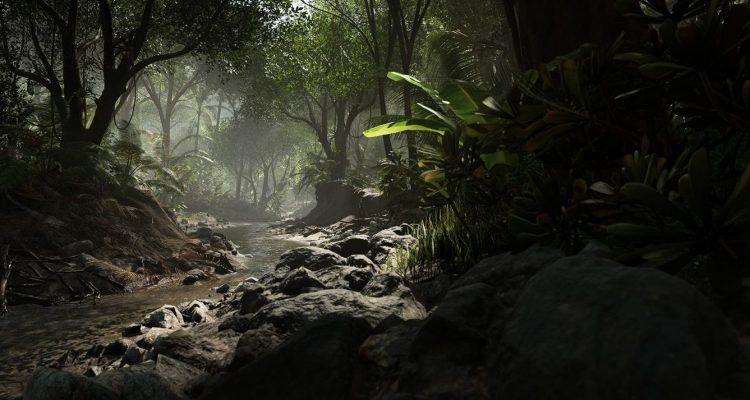 Новая бесплатная карта в Battlefield 5 отправит игроков вглубь джунглей