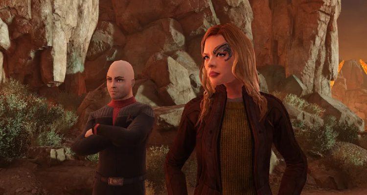 Новое обновление Star Trek Online Legacy позволит вам окунуться в воспоминания о «Звездном Пути: Пикард»