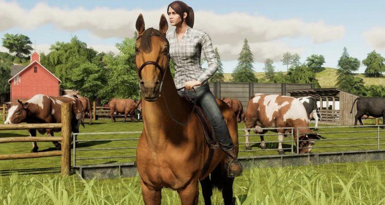 Новый Farming Simulator выйдет в 2021 году