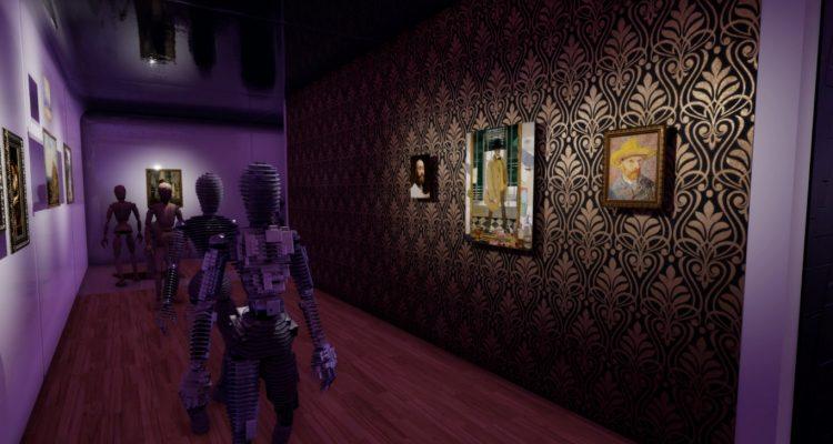 Occupy White Walls - бесплатная MMO для художников