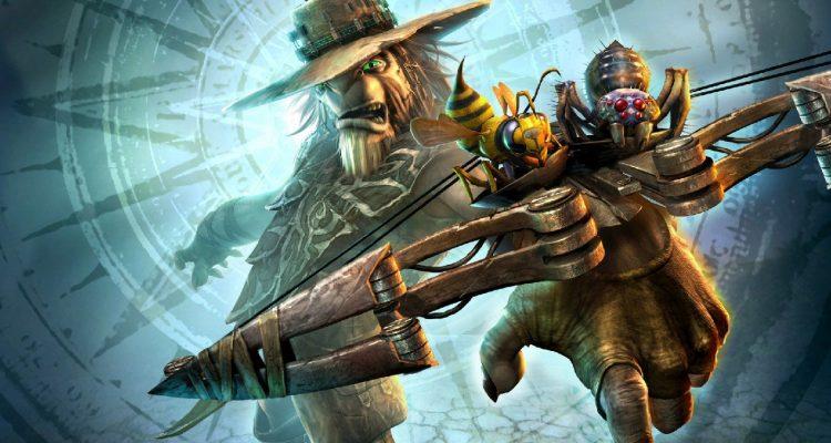 Oddworld: Stranger's Wrath получит версию для Nintendo Switch