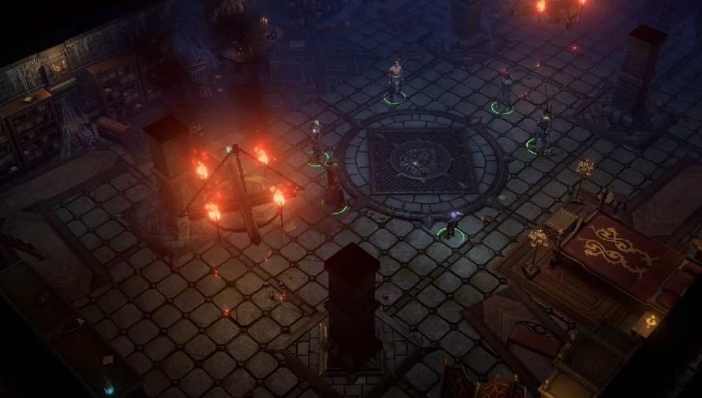 Pathfinder: Wrath of the Righteous - представлены первые скрин-шоты