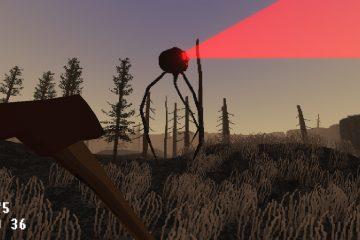 Переживите робо-апокалипсис в бесплатной стелс игре The Last Resistance