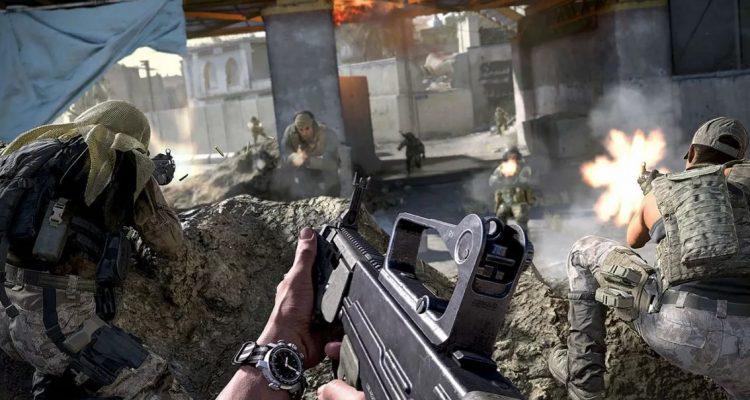 Планы развития Call of Duty: Modern Warfare