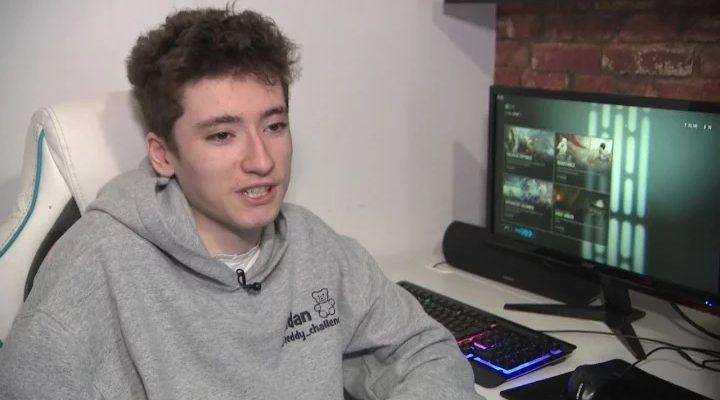 Подросток из Англии был спасён игроком, находящимся за 8000 км