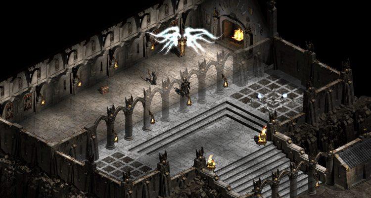 Посмотрите, как мог бы выглядеть Diablo 2 Remaster
