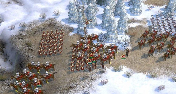 Praetorians HD Remaster выходит в релиз
