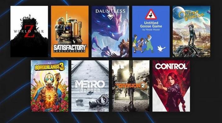 Представители Epic Games подвели итоги 2019 года
