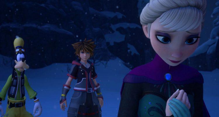 Project Xehanort - анонс мобильного проекта по вселенной Kingdom Hearts
