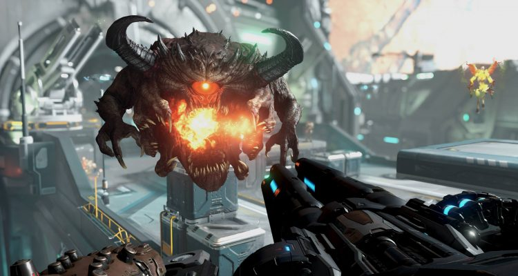 Разбор новых демонов в Doom Eternal