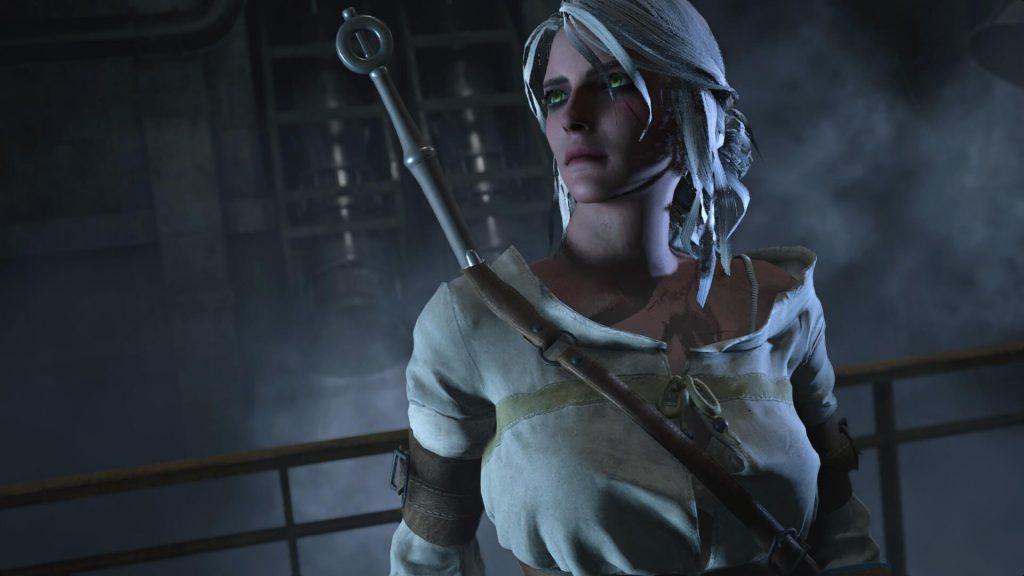 В Resident Evil 2 теперь можно сыграть за Цири