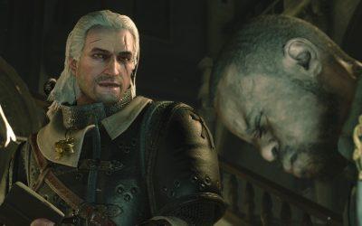 В Resident Evil 2 Remake теперь можно играть за Геральта из The Witcher 3