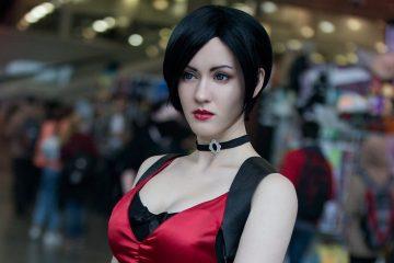 Отличные фотографии косплея Ады Вонг из ремейка Resident Evil 2