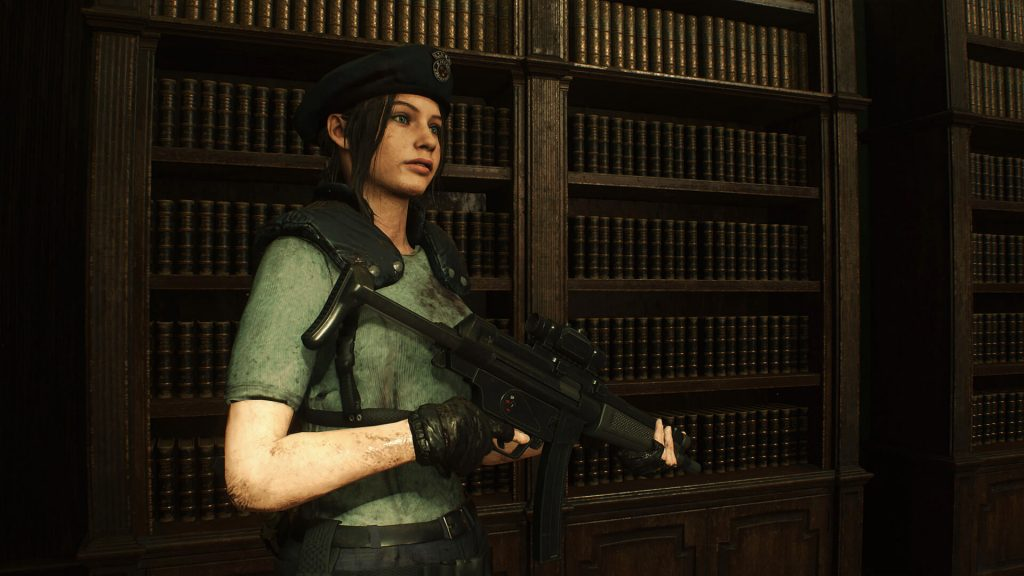 Мод добавляет отлично детализированную Джилл Валентайн в Resident Evil 2 Remake