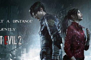 Мод для Resident Evil 2 делает анимацию отдаленных зомби более плавной